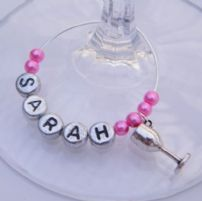 Goblet Wine Glass Charms